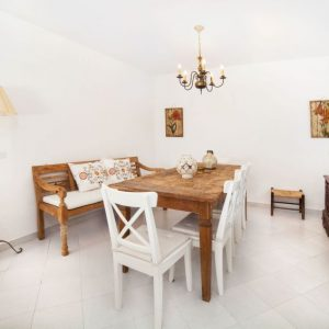 Interieurstyling Vakantiewoning Spanje Eettafel