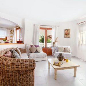 Interieurstyling Vakantiewoning Spanje Woonkamer