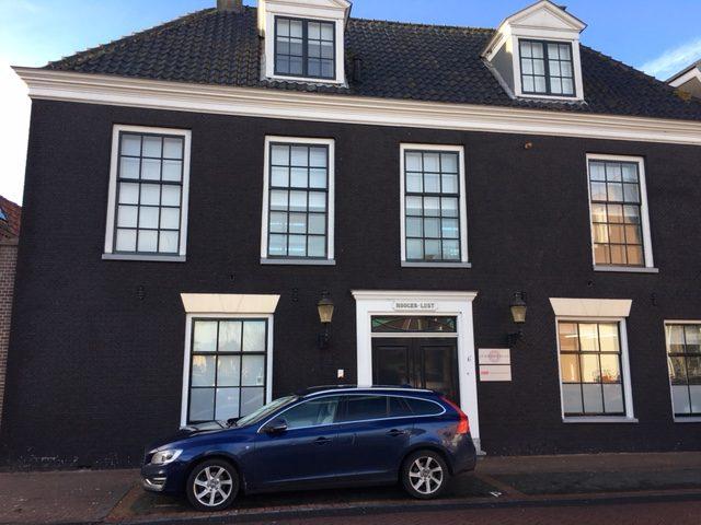 Interieurontwerp kantoor Ouderkerk a/d Amstel