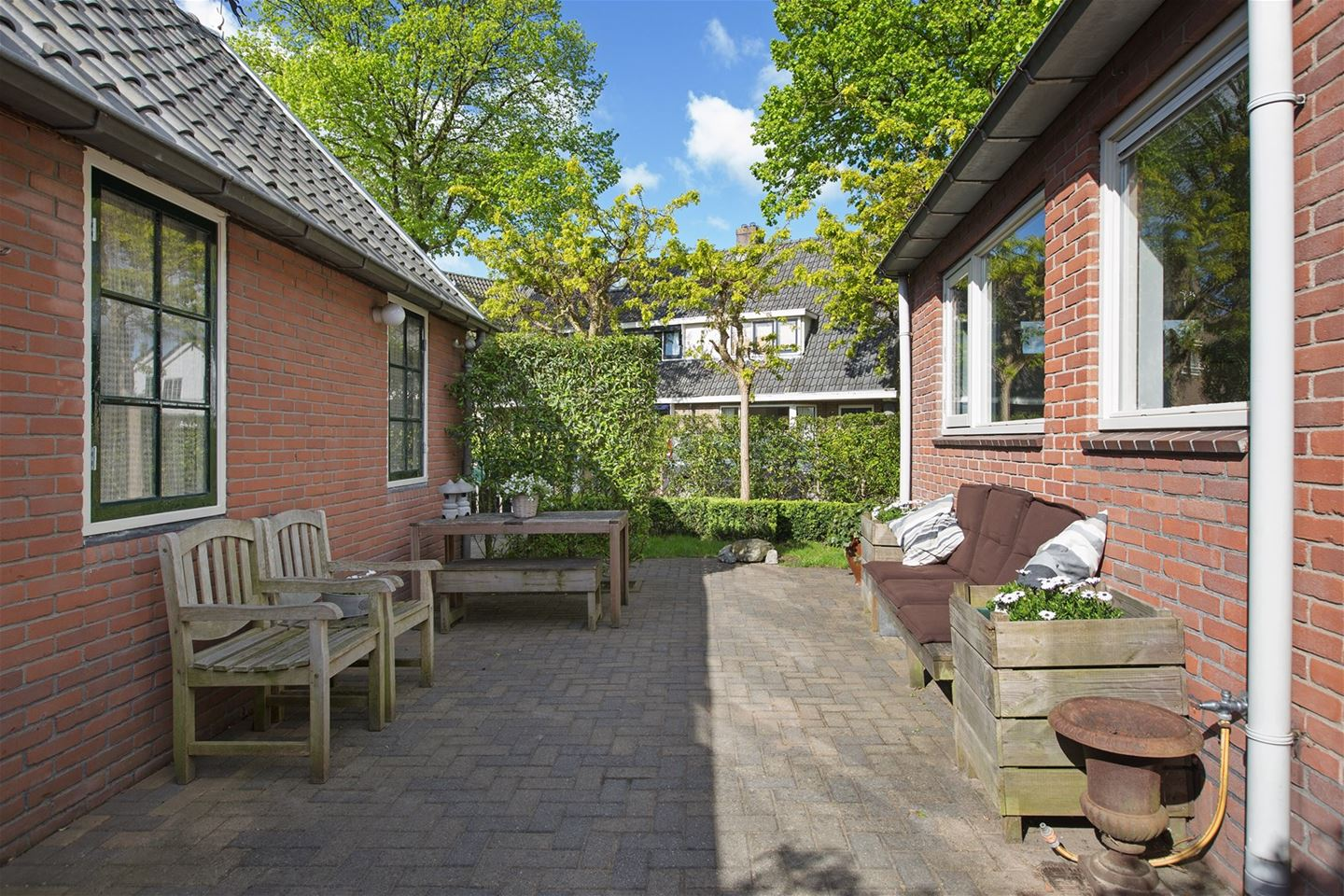 Verkoopstylingadvies Morestyling tuin